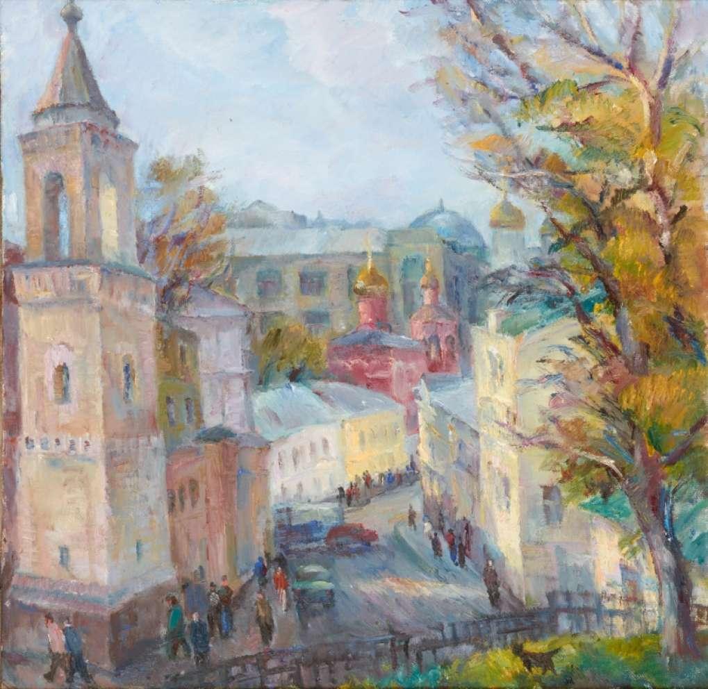 Солянка. 2012. x.м. 82х84